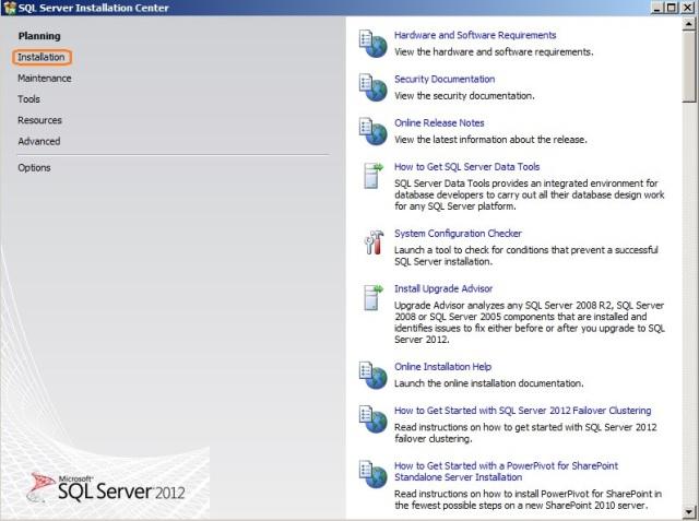 SQL2012Installation01
