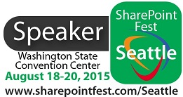SharePoint Fest Seattle 2015